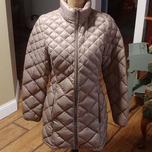 32°light weight Puffer/Barn Coat